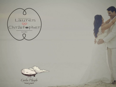 Lauren and Christopher wedding film at Rancho Pescadero