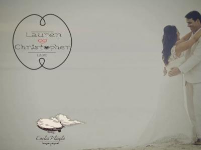 Lauren and Christopher wedding film at Rancho Pescadero