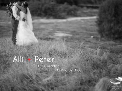 Alli and Peter wedding