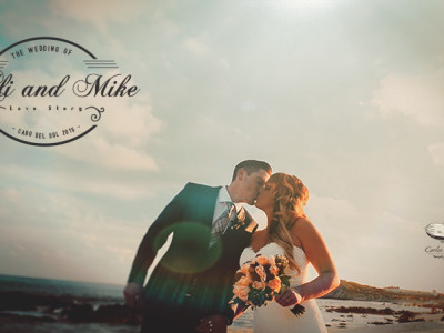 Ali and Mike / Destination wedding in Cabo San Lucas