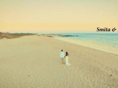 Smita and Paul destination wedding film