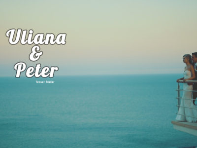 Uliana and Peter Teaser Trailer film || Villa Bellissima wedding||Carlos Plazola Destination wedding videographer